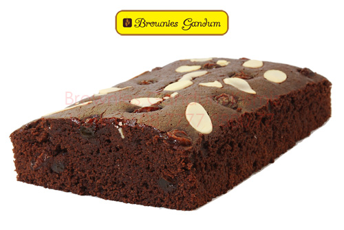 Brownies Gandum Kismis